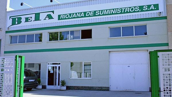 Empresa de Suministros en La Rioja