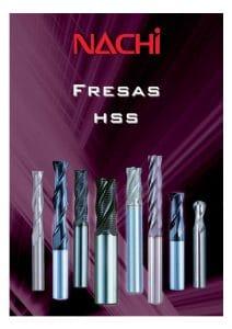 thumbnail of FRESAS HSS NACHI