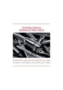 thumbnail of Tensores, Varillas, Terminales para Cables