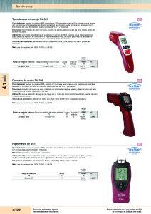 thumbnail of 7.Termometros, Durometros